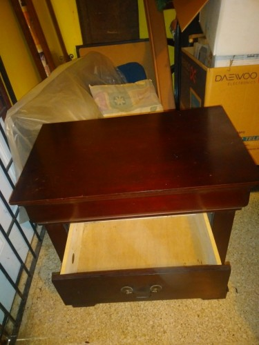 Side Table, Dresser