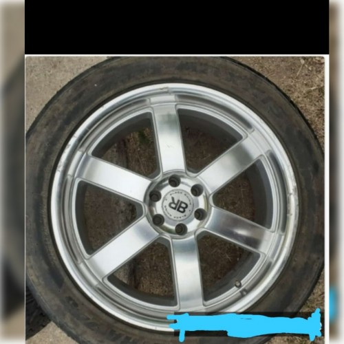 Rims And Tyres 20's