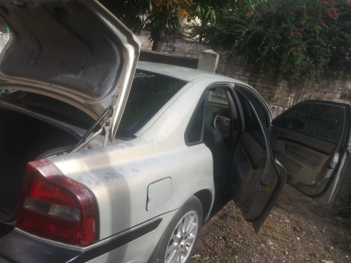 Volvo 2000 Driving Car In Good Condition S80 T6