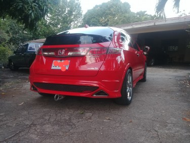 2010 Honda Civic Type S.
