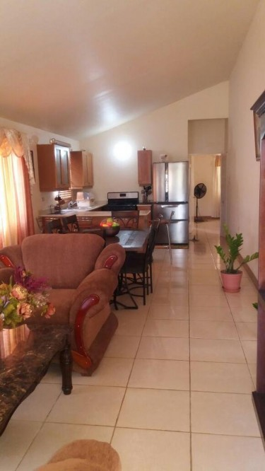 Fully Furnished 3 Bedroom House In Gated Community
