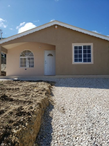 Brand New 2 Bedroom House In Gated Community