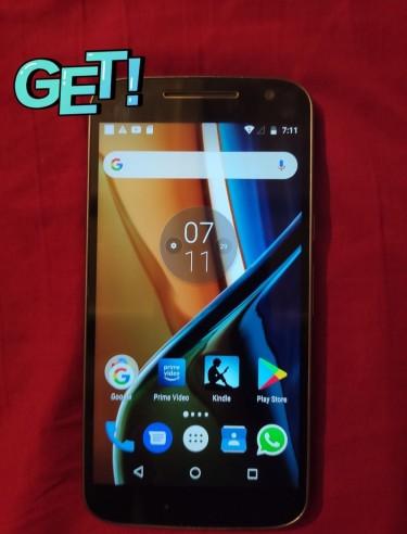 Motorola XT1065 Moto G4 32gig Unlocked Android
