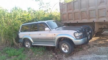 1997 Landcruiser 80 Series