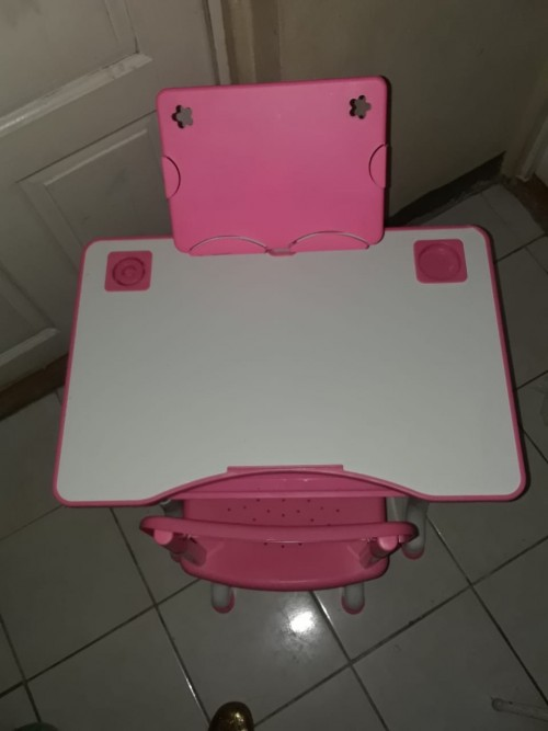 Very Solid Foldable Kids Table Set