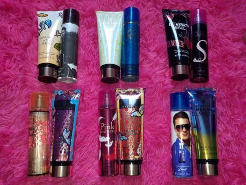 Body Lotion And Body Spray (Set)