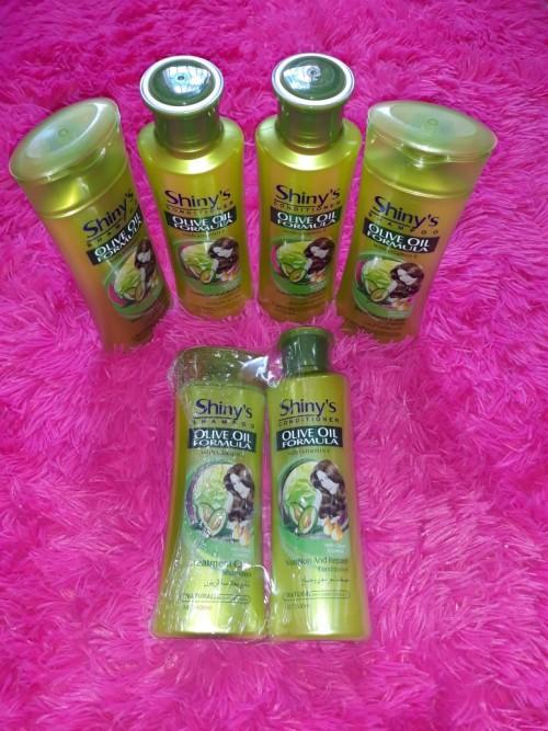 Olive Oil+Avocado Shampoo And Conditioner