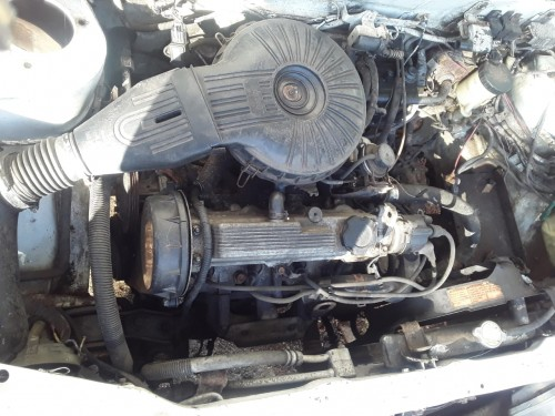 Engine 3 Cylinder Suzuki Swift