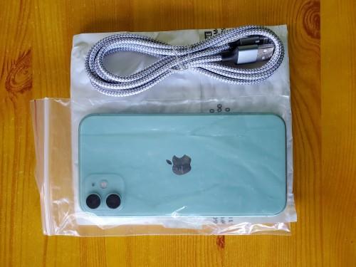 256gb Apple IPhone 11 (R-sim Unlocked)