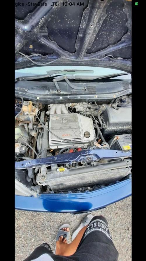 1998 Toyota Harrier