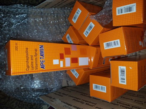 Apetamin Syrups Are Now In Stock