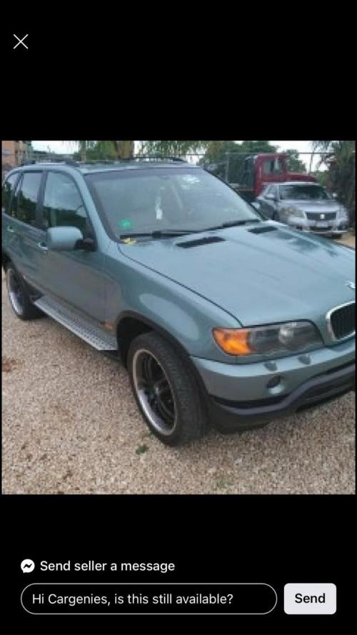 2002 Bmw 800k