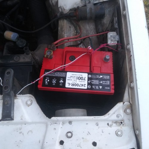 Volvo 1982 Maggle In Good Driving Condition