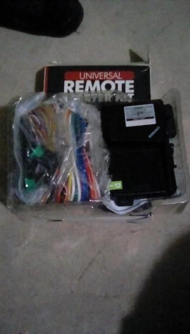 Universal Remote Starter Kit