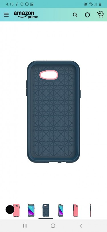 OtterBox 77-59283 SYMMETRY SERIES Case For Samsung