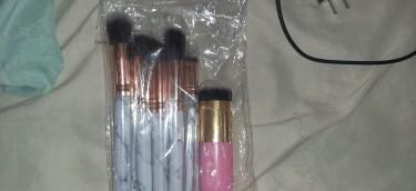 Makeup Brush Set 10 Pieces