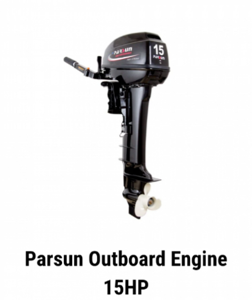 15 PARSUN OUTBOARD ENGINE