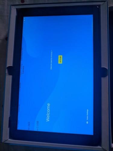 ZTE 10 Inch Tablet