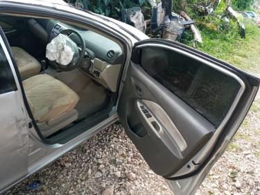 2011 Toyota Belta Crash
