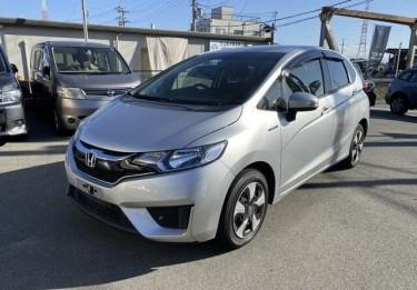 Honda Fit 2015 (hybrid) Newly Imported