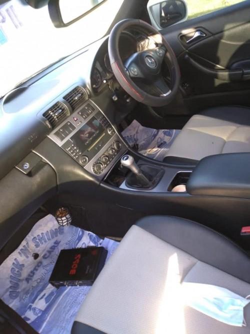 Benz Coup 2009