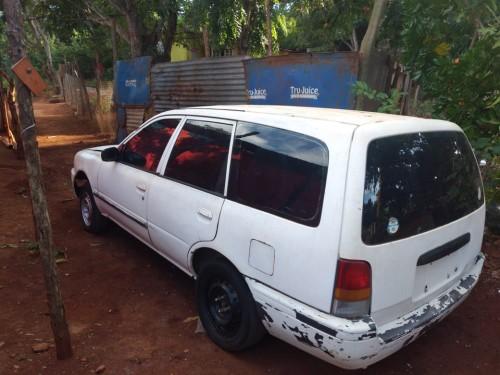 1996 Nissan Ad Wagon Clean Just Spray Rim Ac 150k