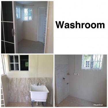 3 Bedroom 1 Bath Kitchen Living Dining & Washroom