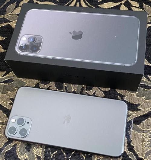 BRAND NEW IN BOX IPhone11 ProMax (256GB,Unlocked)