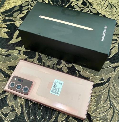 BRAND NEW IN BOX Samsung Galaxy <br /> Note20Ultra5G<br /> L