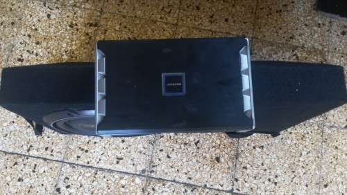 Car Sound System (Make An Offer. Reasonable Only