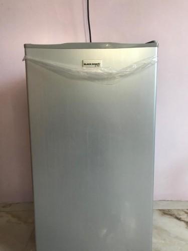 Black Star Refrigerator (Recently Bought)