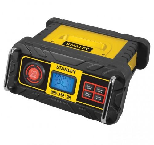 15 Amp Battery Charger/40 Amp Jump Starter