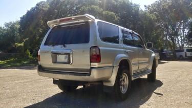 1999 Toyota Hilux Surf