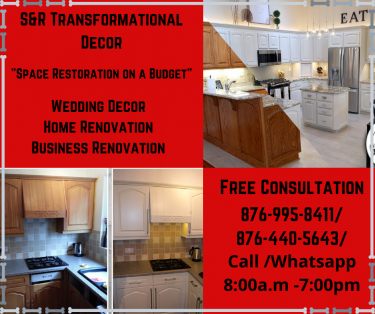 Home, Wedding, Business Decor