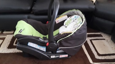 Used GRACO Baby Car Seat