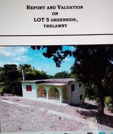4 BEDROOM HOUSE 2 FLRS.) ON 2.98 ACRES LAND
