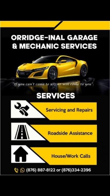 Mechanic Service