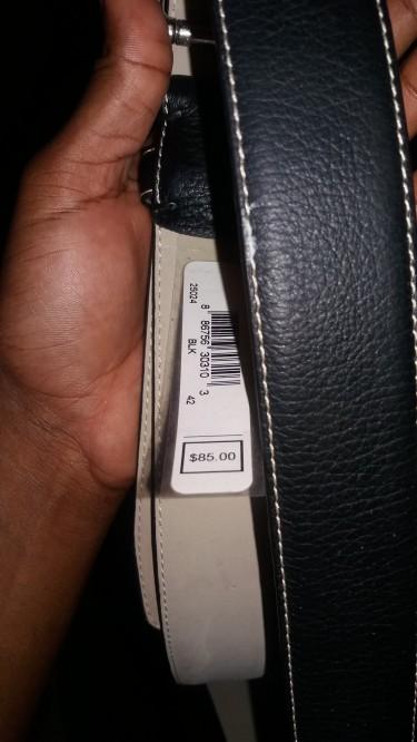 Geniune Leather Belt