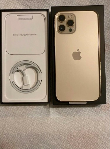 New Apple IPhone 12 Pro Max - 512GB - Gold