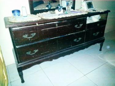 Old Furniture! No Water Damage, No Cracks! Going C
