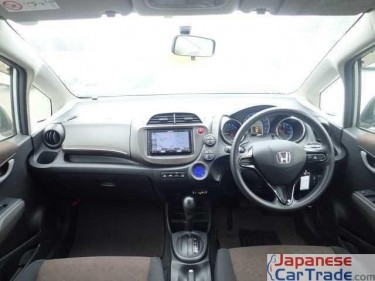 2015 Honda Fit Shuttle