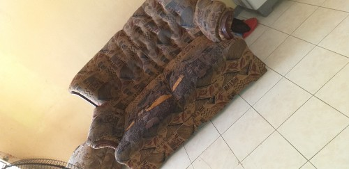 Two Pieces Of Sofa For Sale
