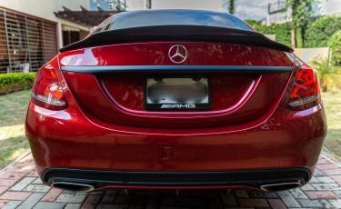 2015 Mercedes-Benz C200