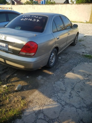 2003 Nissan  Bluebird Slyphy Stick Shift For Sale
