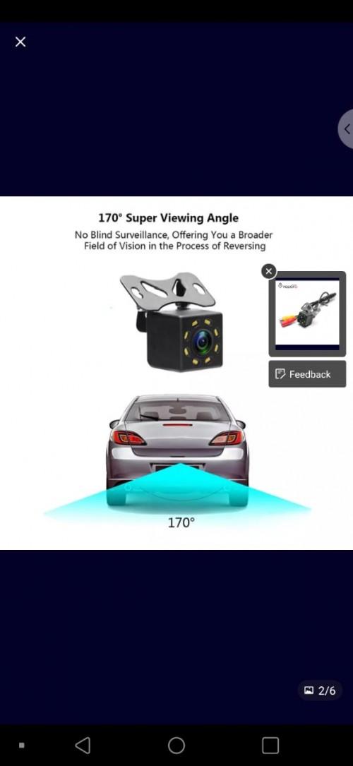 Double Din Car Radio 12g + Reverse Camera $3500