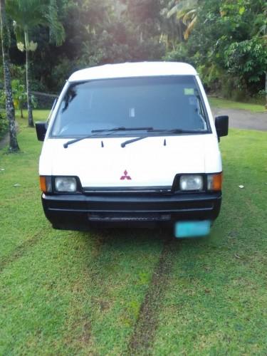 2008 Mitsubishi L300 Panel Van
