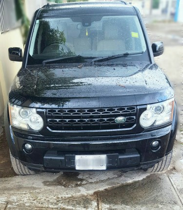 2011 Land Rover Discovery 4 HSE
