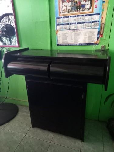 Barber/hair Station