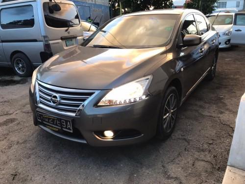 2014 Nissan Sylphy Singapore Version