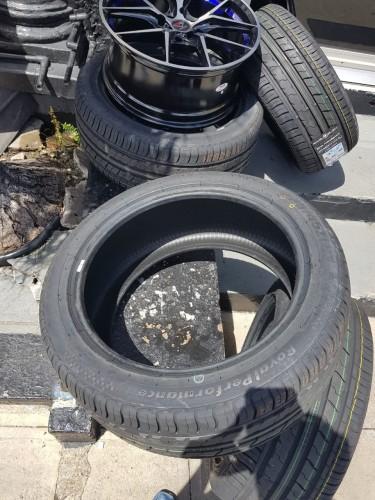 Rims An Tyres
